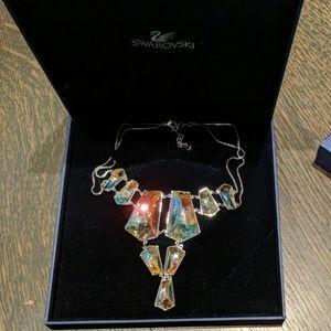 Beautiful Large Swarovski Necklace